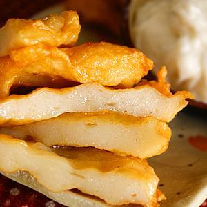 高雄贞格格土魠鱼酥香喷喷的滋味