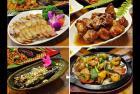 高雄原住民美食餐厅烤之乡享受美食和音乐舞蹈