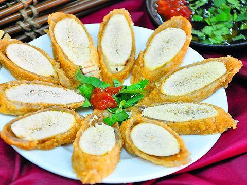 台南安平小吃东阳土魠鱼羹复制的美味